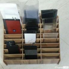 Kệ gỗ để màn hình, để điện thoại
